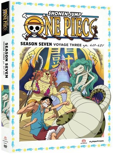One Piece: Season Seven - Voyage Three