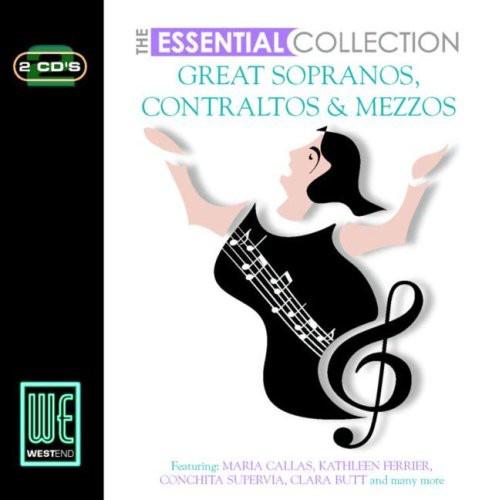 Great Sopranos Contraltos & Mezzos