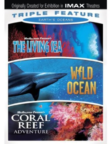Earth's Oceans Triple Feature: IMAX