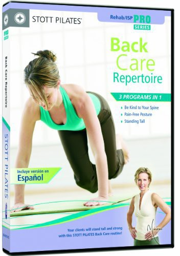 Stott Pilates: Back Care Repertoire