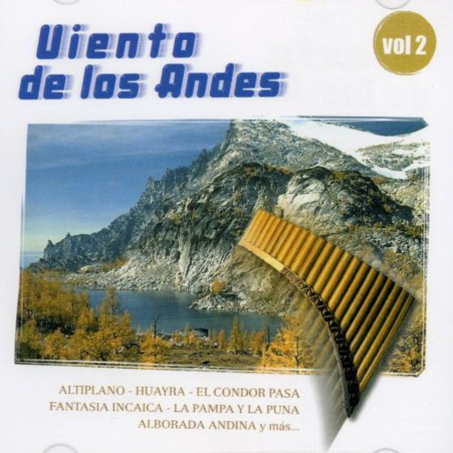 Viento de los Andes 2 /  Various [Import]