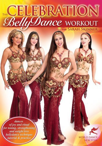 Celebration Belly Dance Workout With Sarah Skinner