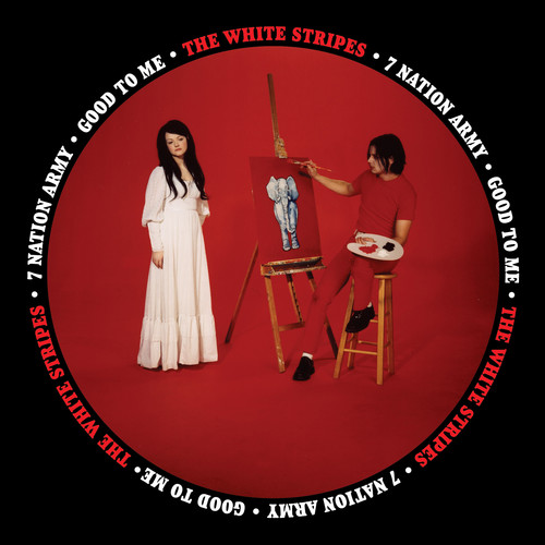 The White Stripes - Seven Nation Army [Remastered Vinyl Single]