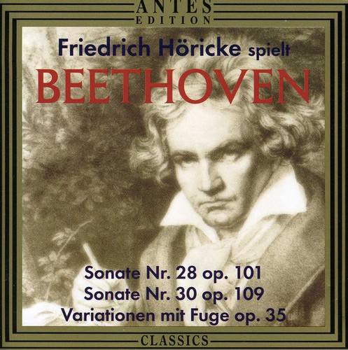 Friedrich Horicke Plays PN Son Nos 28 & 30