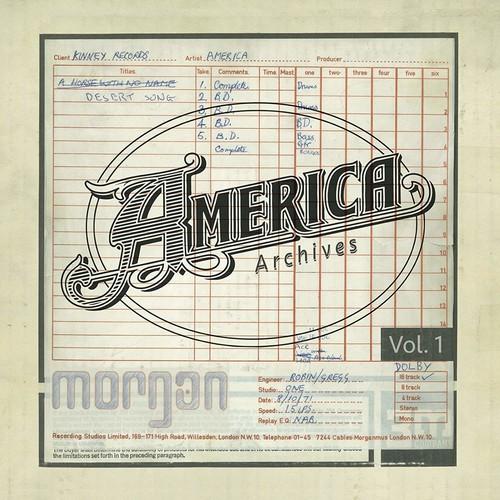 America - Archives Vol 1