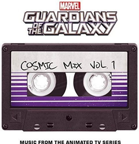 Guardians Of The Galaxy - Marvel's Guardians of the Galaxy: Cosmic Mix Vol. 1 (Music from the Animated TV Series) [Cassette]