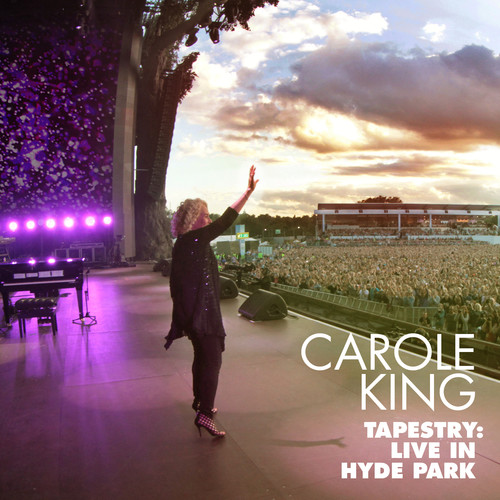 Carole King - Tapestry: Live in Hyde Park [CD/DVD]