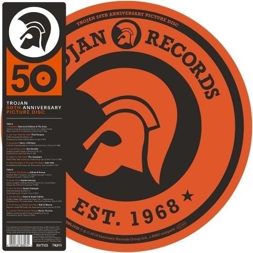 Trojan 50th Anniversary / Various Pict Aniv - Trojan 50th Anniversary / Various (Pict) (Aniv)