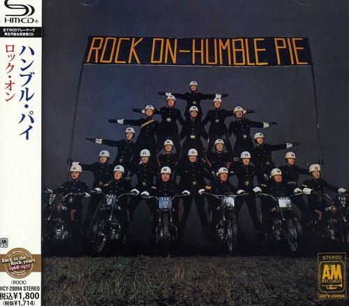 Humble Pie - Rock On (Shm-Cd) [Import]