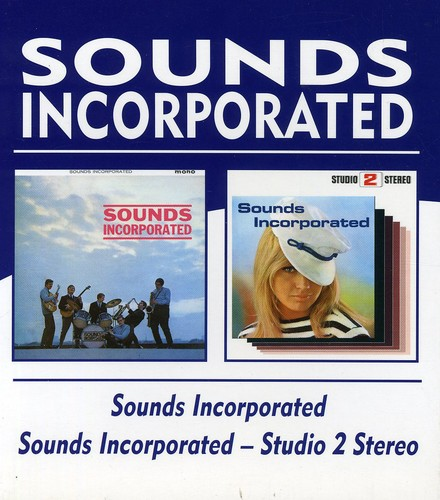 Sounds Incorporated/ Sounds Inc Studio 2 [Import]