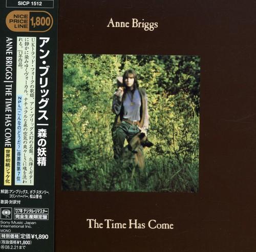 Anne Briggs - Time Has Come (Jpn) [Remastered] (Jmlp)
