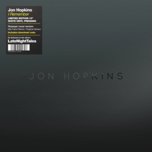 Jon Hopkins - I Remember (Nils Frahm remix)