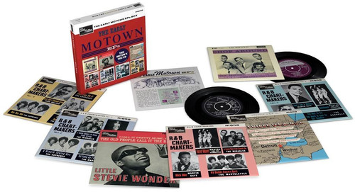 "The Early Motown 7"" EPs Vinyl Box Set"