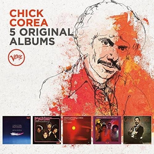 Chick Corea -  5 Original Albums [5CD Box Set]