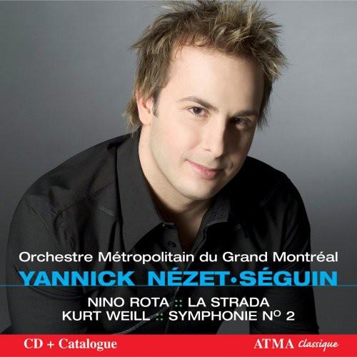 Yannick Nezet-Seguin Conducts Rota & Weill