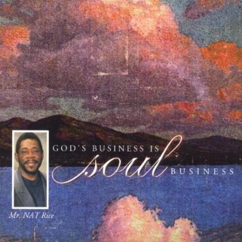 Gods Buisness Is Soul Buisness
