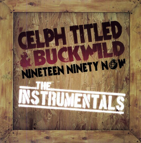 Nineteen Ninety Now Instrumentals