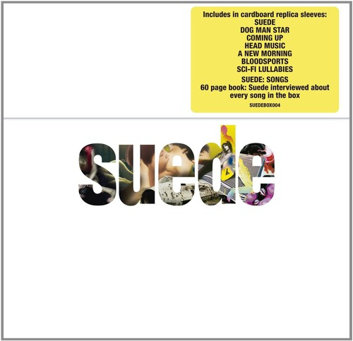 Suede (The London Suede) - Albums Collection