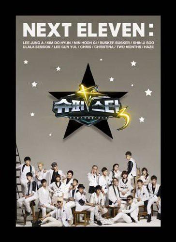 Superstar K 3 Next 11 [Import]