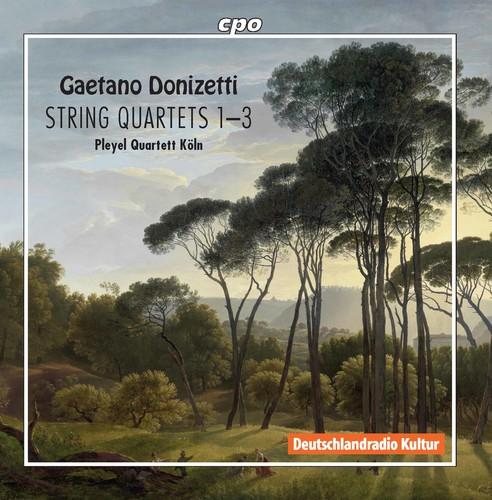 Donizetti - String Quartets