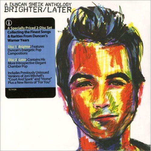 Duncan Sheik - Brighter/Later: A Duncan Sheik Anthology