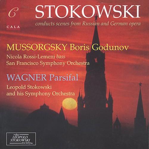 Boris Godunov /  Parsifal