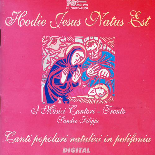 Canti Popolari Natalizi in Polifonia