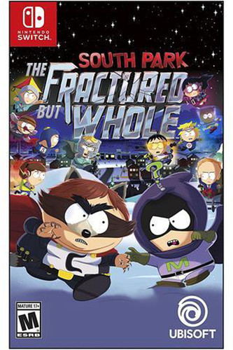 - South Park: The Fractured but Whole for Nintendo Switch