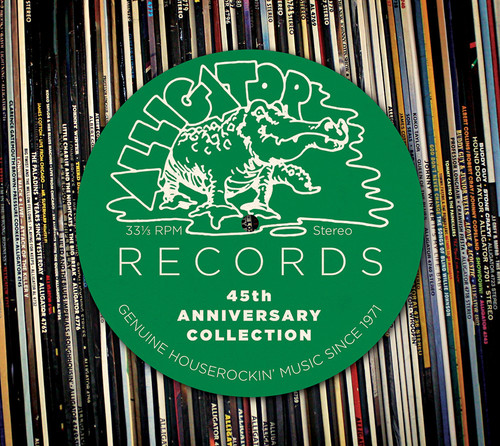 Alligator Records 45th Anniversary Collection / Va - Alligator Records 45th Anniversary Collection