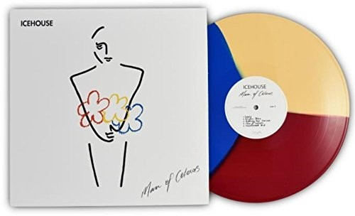 Icehouse - Man Of Colours (30th Anniversary) [Colored Vinyl] [180 Gram]
