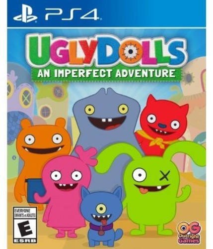 - Ugly Dolls: An Imperfect Event for PlayStation 4