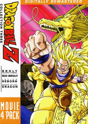Dragon Ball Z: Movie Pack 3