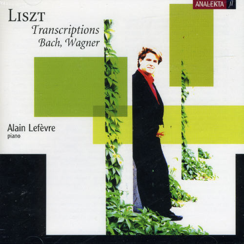 Bach & Wagner Transcriptions