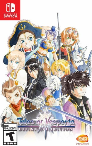 - Tales of Vesperia - Definitive Edition for Nintendo Switch