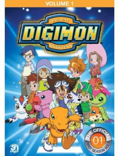Digimon Adventure: Volume 1