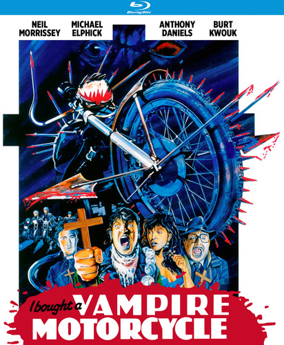- I Bought A Vampire Motorcycle (1990) / (Spec)