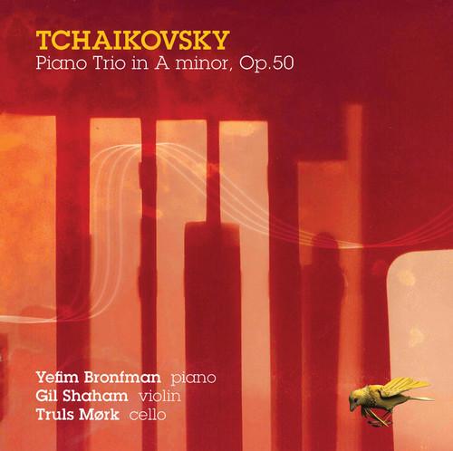 Piano Trio in A minor Op 50