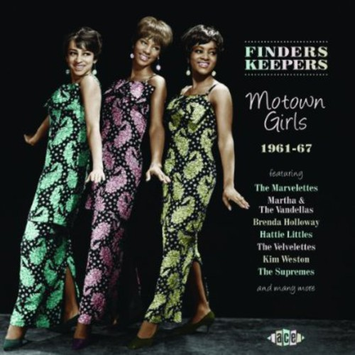 Finders Keepers: Motown Girls 1961 - 1967 /  Various [Import]