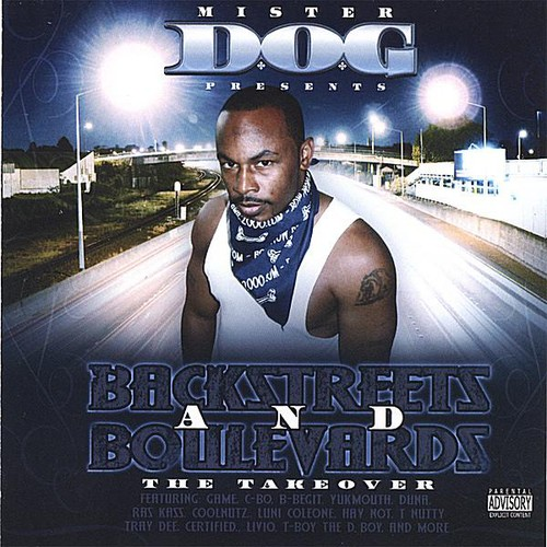 Mr. D.O.G. : Backstreets & Boulevards