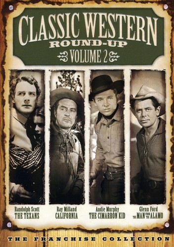 Classic Western Round-Up: Volume 2