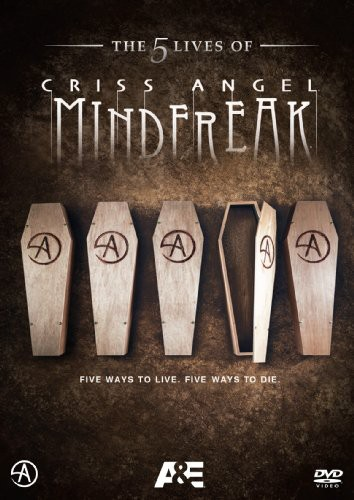 The 5 Lives of Criss Angel: Mindfreak