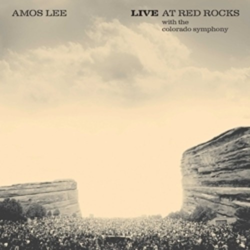 Amos Lee Live At Red Rocks With The Colorado Symphony
