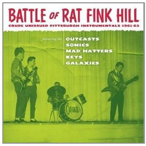 Battle of Rat Fink Hill /  Various
