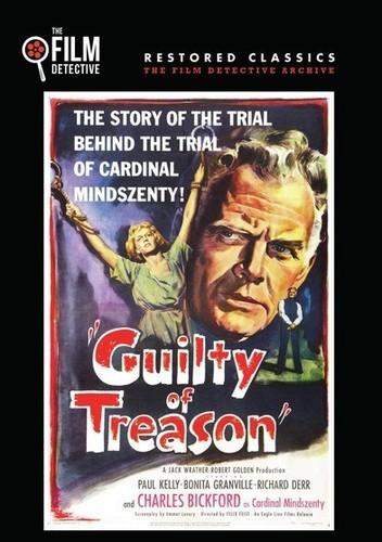 Guilty of Treason