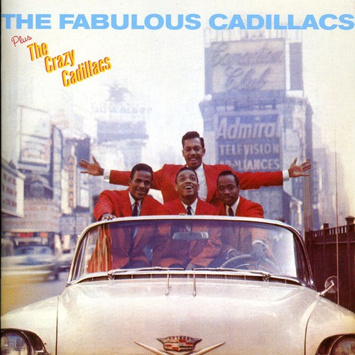 Fabulous Cadillacs /  Crazy Cadillacs [Import]