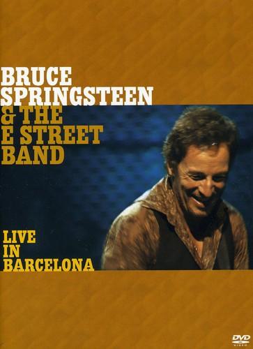 Bruce Springsteen & E Street Band - Live in Barcelona