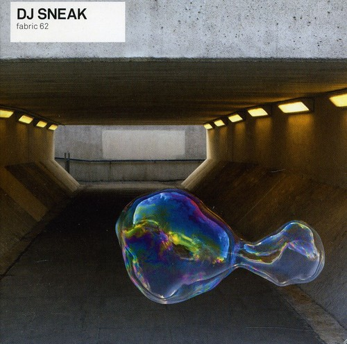 Dj Sneak - Fabric 62: Dj Sneak [Import]