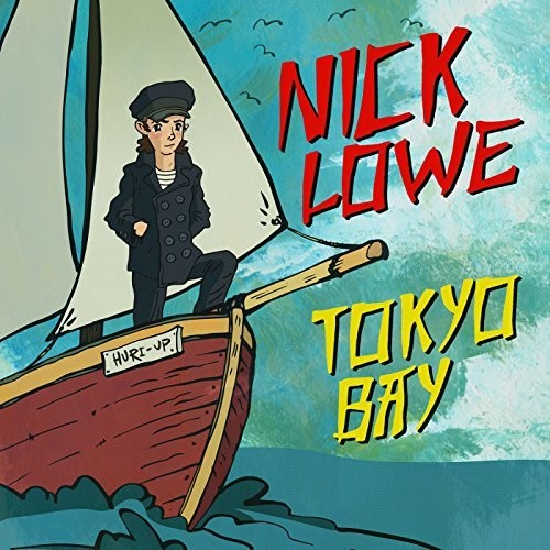 Nick Lowe - Tokyo Bay / Crying Inside EP [Limited Edition Vinyl]