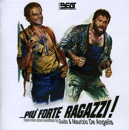 Piu Forte Ragazzi (All the Way Boys) (Original Soundtrack) [Import]