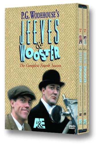 Jeeves & Wooster: Complete 4 Season